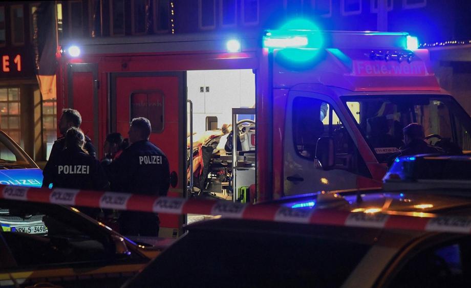 Almanya'da bir Türk öldürüldü galerisi resim 1