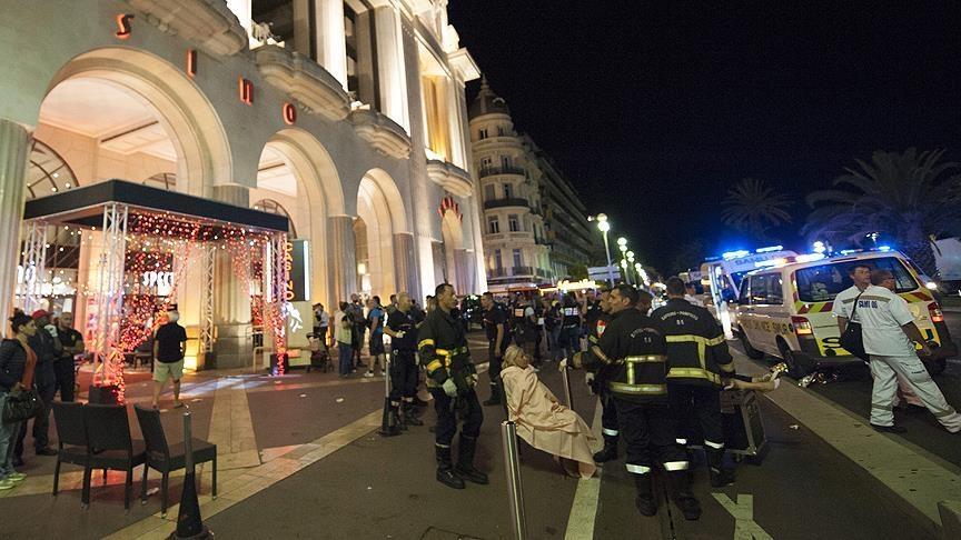 Fransa'da terör saldırısı galerisi resim 1