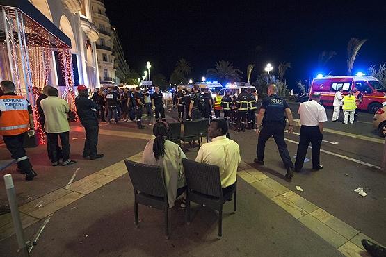 Fransa'da terör saldırısı galerisi resim 2