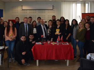 CHP Strazburg'dan Türk Siyasetinde Yeni Dönem Paneli
