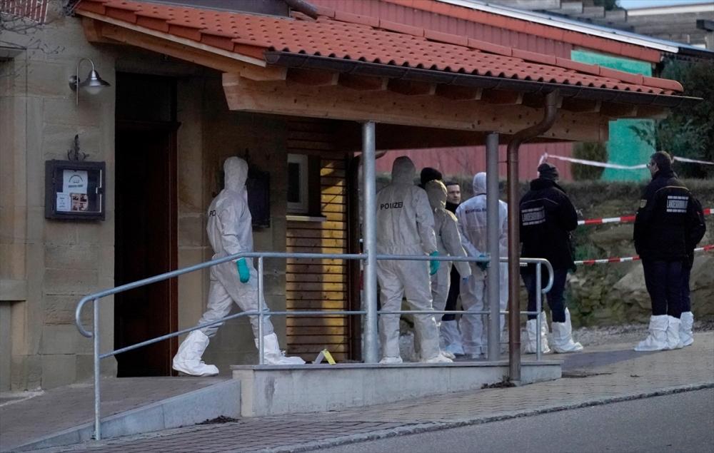Almanya'da silahlı saldırı: 6 ölü galerisi resim 1
