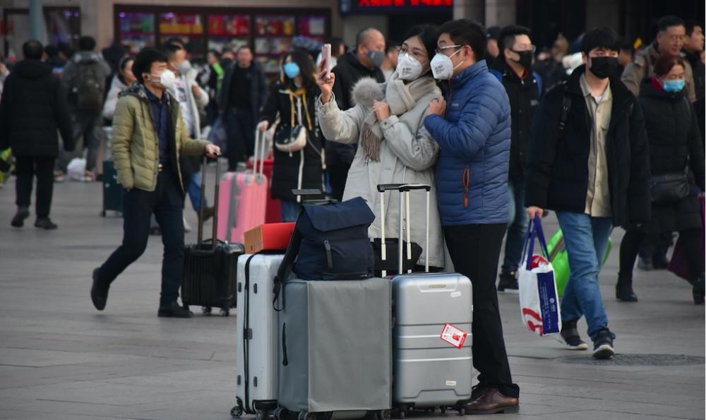 Çin, fare yılına Corona gölgesinde girdi galerisi resim 1