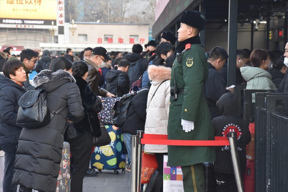 Çin, fare yılına Corona gölgesinde girdi galerisi resim 4