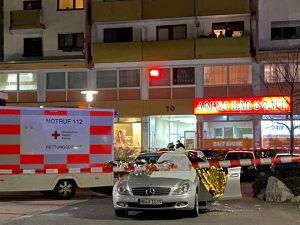 Hanau'da nargile kafeye ırkçı saldırı