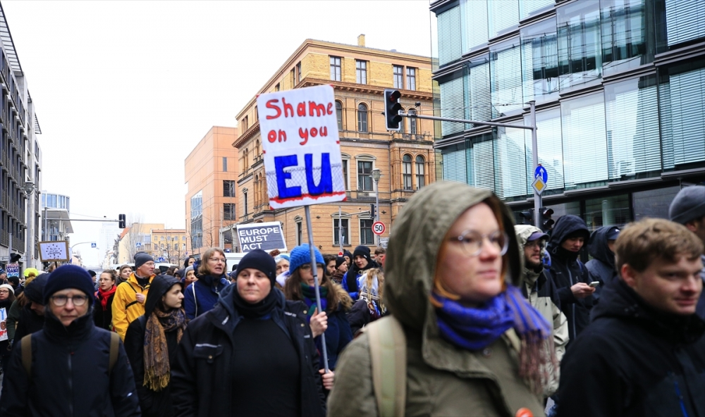 'Avrupa öldürme, sınırlarını aç' galerisi resim 4