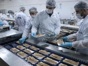 Avrupa, denizsiz Denizli'nin balığını yiyor