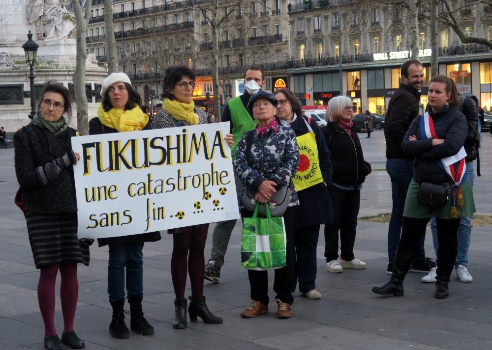 Fukuşima kurbanları unutulmadı galerisi resim 13
