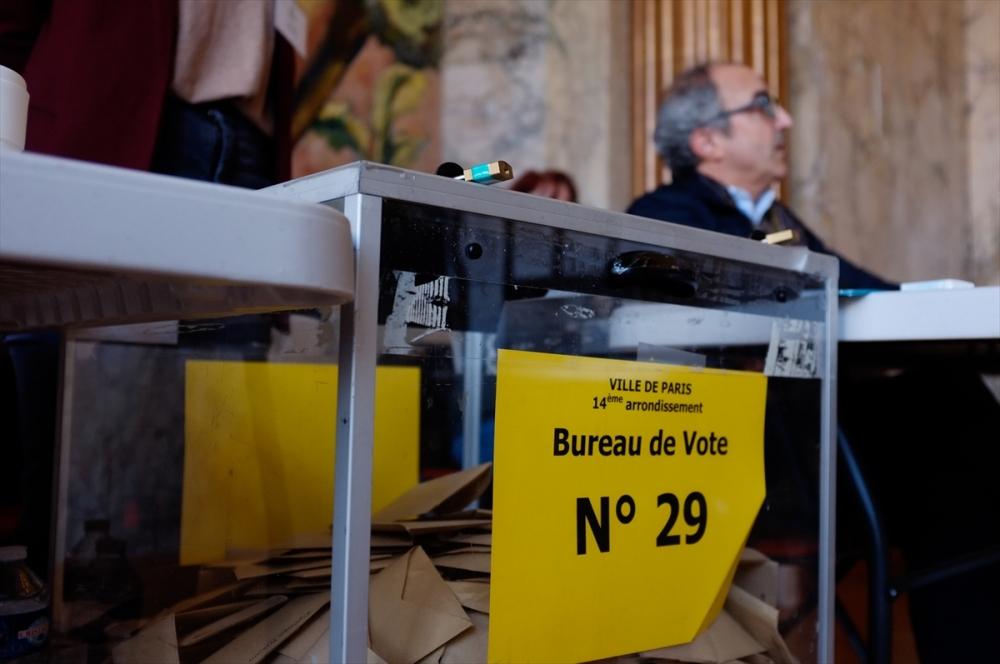 Fransa'da korona gölgesinde seçim galerisi resim 9