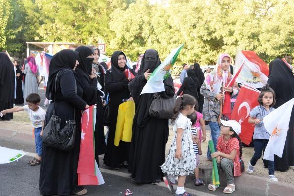 Yurttan darbe girişimi protestoları galerisi resim 1