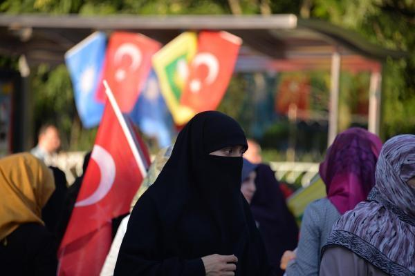 Yurttan darbe girişimi protestoları galerisi resim 3
