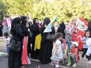 Yurttan darbe girişimi protestoları