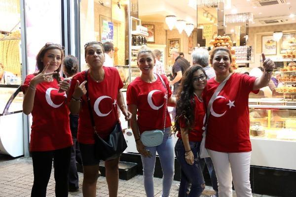 Taksim'de darbe girişimi protestosu galerisi resim 1