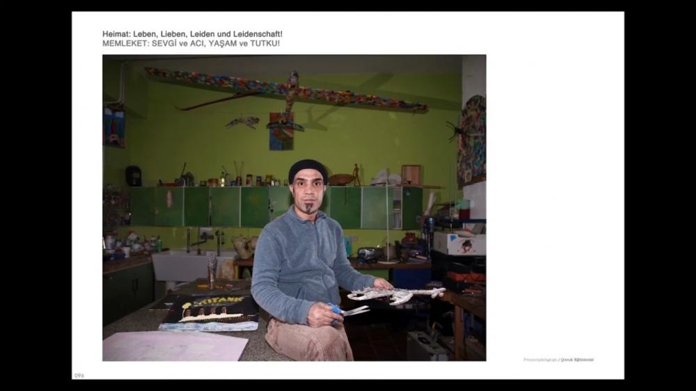 35 yıllık gurbet serüveni dijital ortamda galerisi resim 1