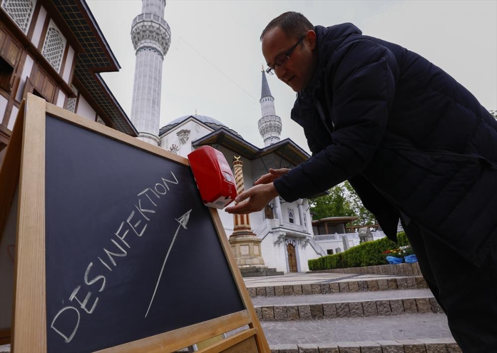 Almanya'da camiler açılıyor galerisi resim 11