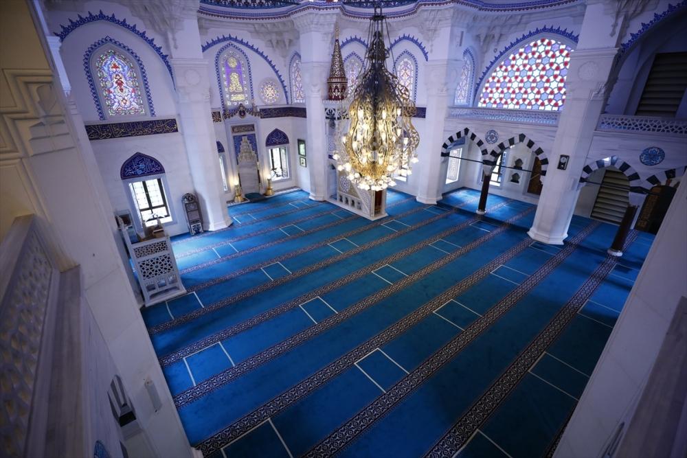 Almanya'da camiler açılıyor galerisi resim 22