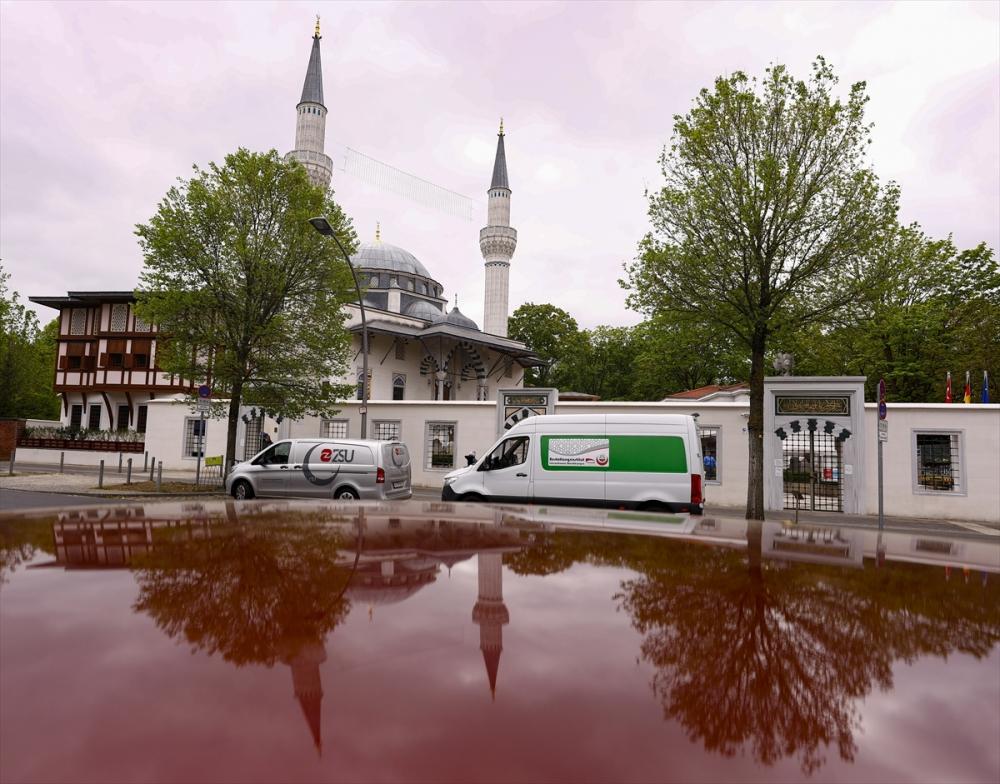 Almanya'da camiler açılıyor galerisi resim 26