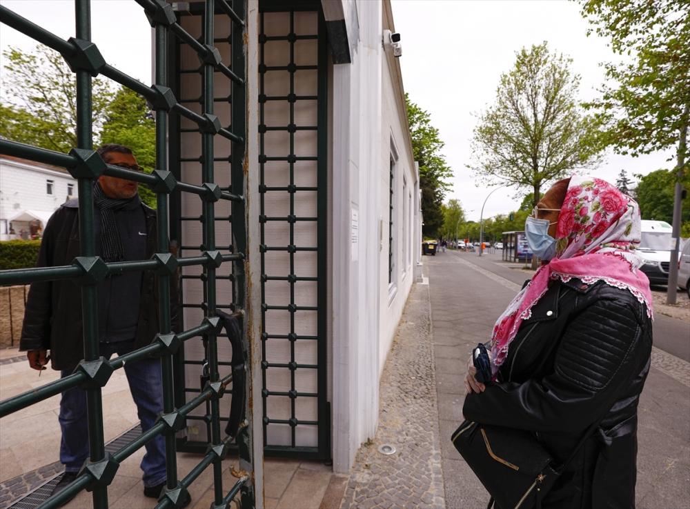 Almanya'da camiler açılıyor galerisi resim 27