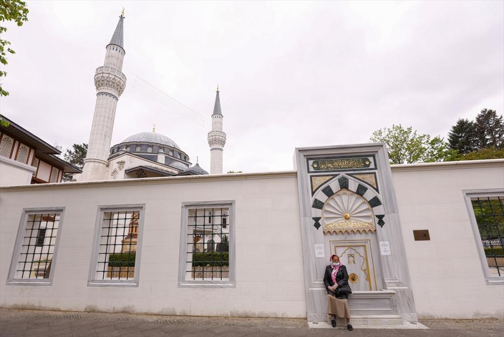 Almanya'da camiler açılıyor galerisi resim 3