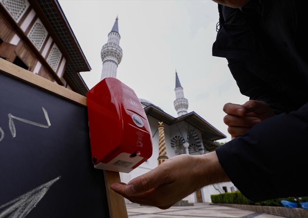 Almanya'da camiler açılıyor galerisi resim 4