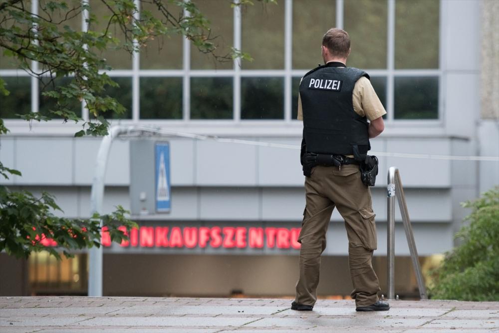 Münih'te terör saldırısı: 10 ölü galerisi resim 1