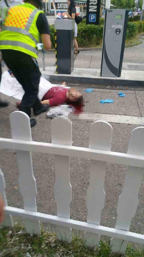 Münih'te terör saldırısı: 10 ölü galerisi resim 10