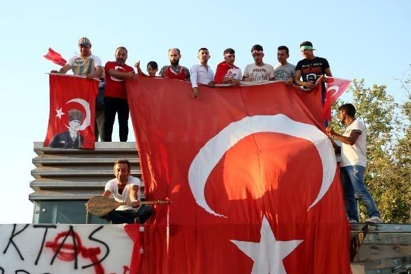 CHP'nin Taksim mitingine ilgi büyük oldu galerisi resim 15