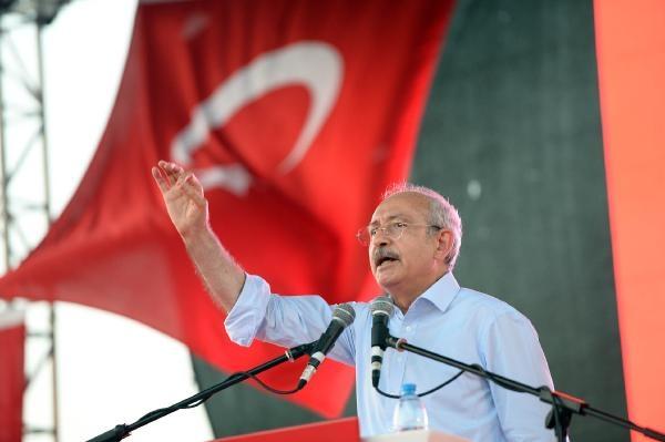 İzmir'de 'Cumhuriyet ve Demokrasi' coşkusu galerisi resim 35