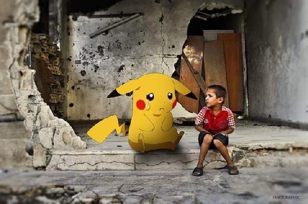 Pokemon da savaşa karşı galerisi resim 2
