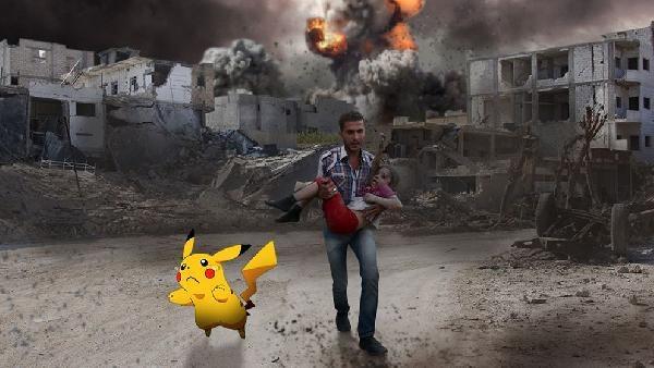Pokemon da savaşa karşı galerisi resim 3