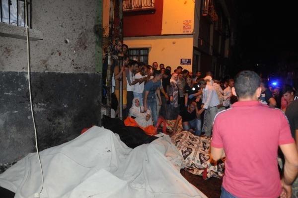 Gaziantep'ten acı kareler galerisi resim 7