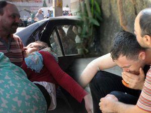 Gaziantep'ten acı kareler