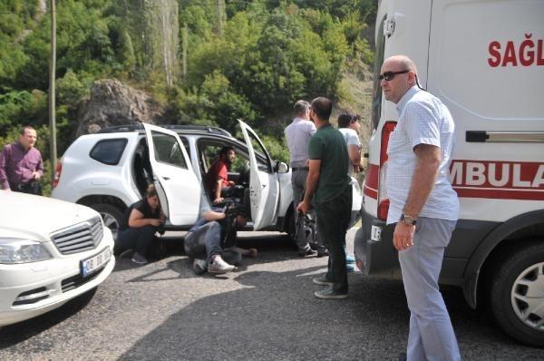 Kılıçdaroğlu'nun konvoyuna saldırı anı galerisi resim 8