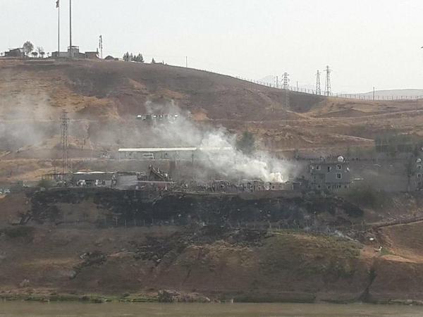 Cizre'de hain saldırı: 8 şehit galerisi resim 4