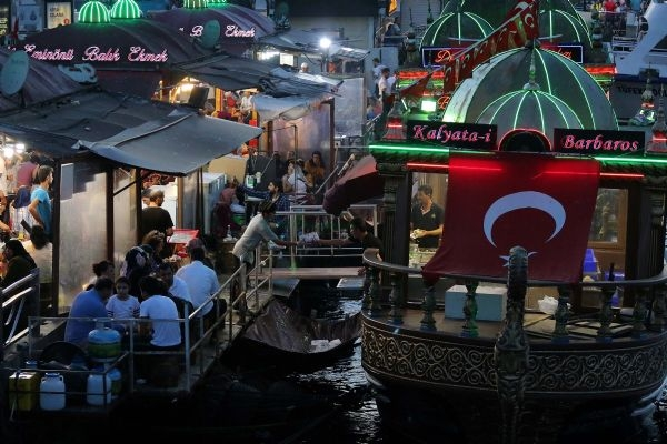 İstanbul'dan kartpostal gibi fotoğraflar galerisi resim 1