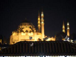 İstanbul'dan kartpostal gibi fotoğraflar