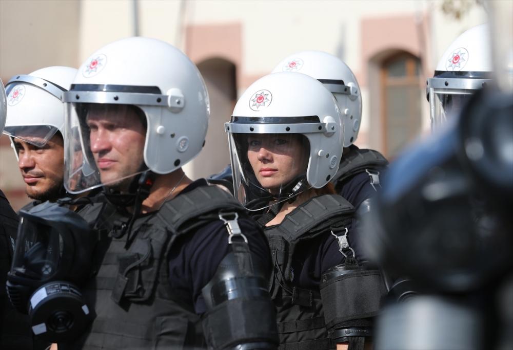 Ukraynalı polislere Türkiye'de eğitim galerisi resim 2