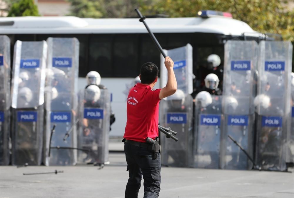 Ukraynalı polislere Türkiye'de eğitim galerisi resim 3