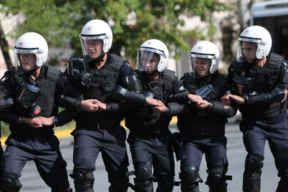 Ukraynalı polislere Türkiye'de eğitim galerisi resim 5