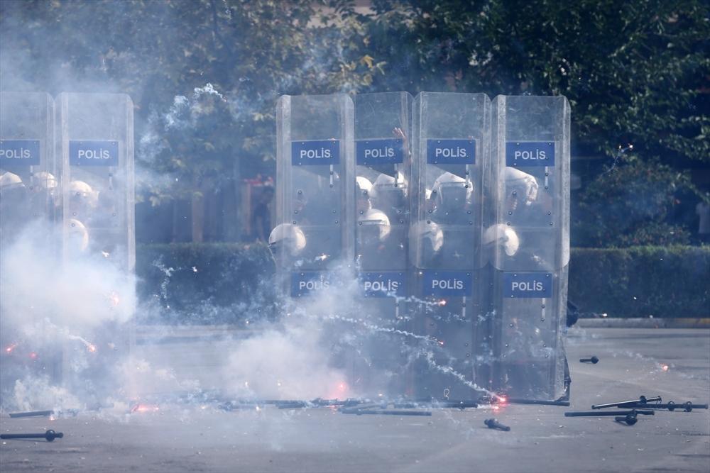 Ukraynalı polislere Türkiye'de eğitim galerisi resim 9