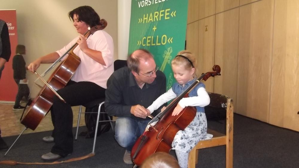 Çocuklara müzik sevgisi aşılandı galerisi resim 1