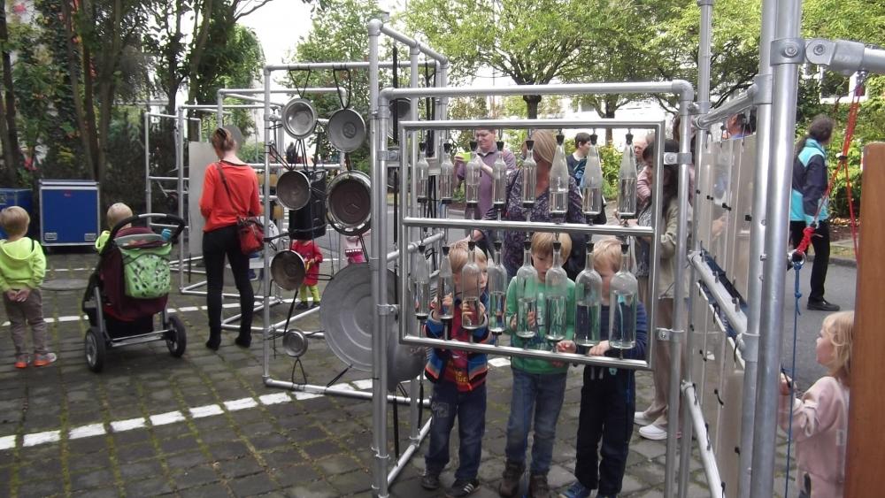 Çocuklara müzik sevgisi aşılandı galerisi resim 2