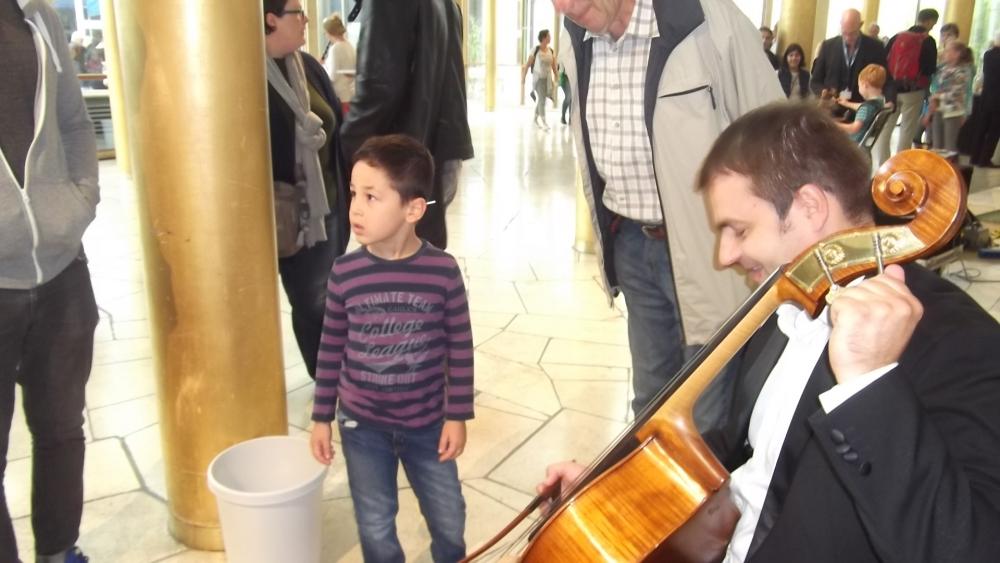 Çocuklara müzik sevgisi aşılandı galerisi resim 3