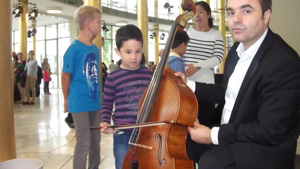 Çocuklara müzik sevgisi aşılandı galerisi resim 4
