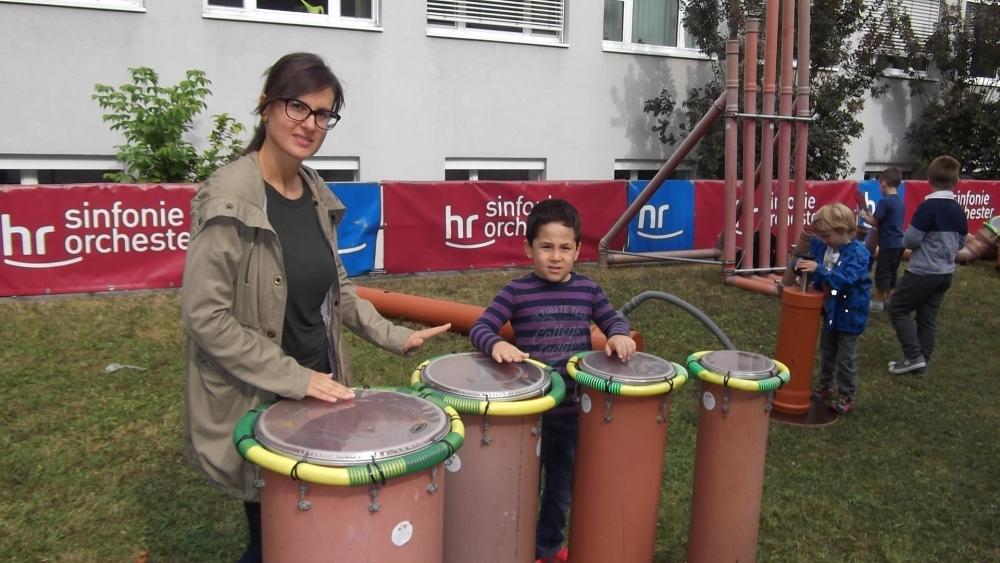 Çocuklara müzik sevgisi aşılandı galerisi resim 7