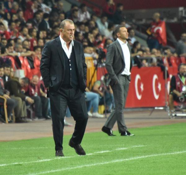 Türkiye - Ukrayna maçından kareler galerisi resim 11