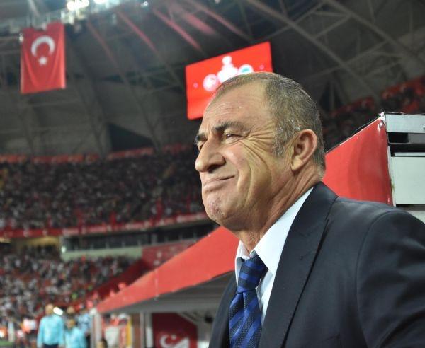 Türkiye - Ukrayna maçından kareler galerisi resim 22