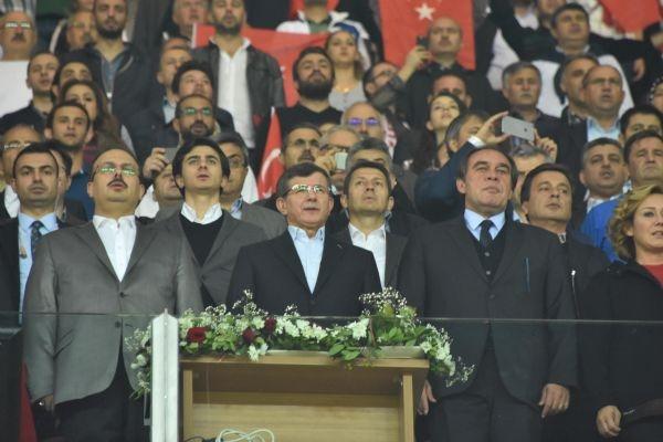 Türkiye - Ukrayna maçından kareler galerisi resim 3