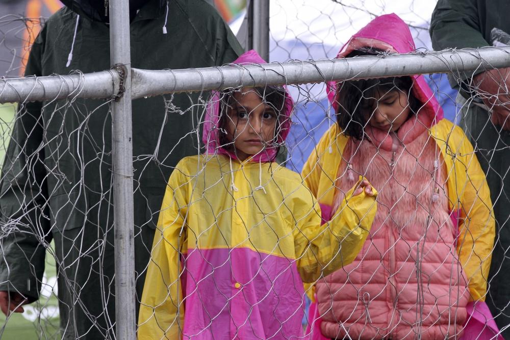 Sığınmacı kampına bahar gelmiyor galerisi resim 2
