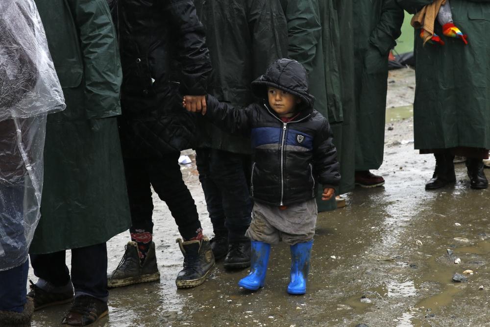 Sığınmacı kampına bahar gelmiyor galerisi resim 3