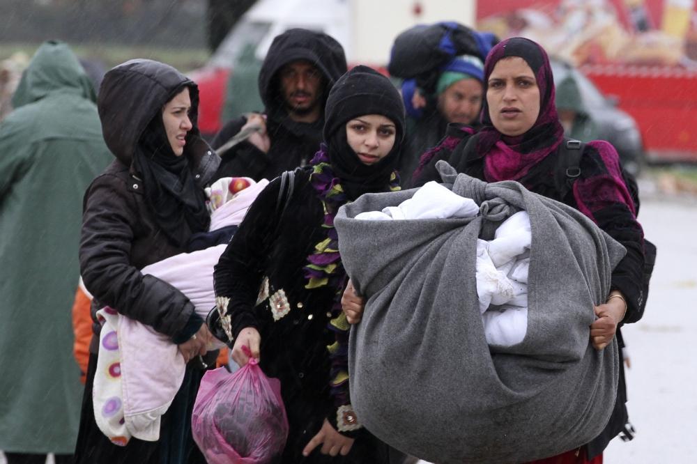 Sığınmacı kampına bahar gelmiyor galerisi resim 5